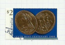 Australie N°1752 Cote 3 Euros - 1990-99 Elizabeth II