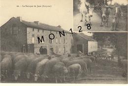 LA BARAQUE DE JEAN - STATION SANITAIRE D'ENGAYRESQUE (12)  (boeufs Attelés) - France