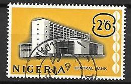 NIGERIA    -   1961 .  Banque Centrale.. Oblitéré. - Nigeria (1961-...)