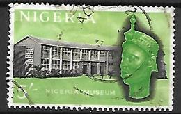 NIGERIA    -   1961 .  Musée.. Oblitéré. - Nigeria (1961-...)
