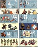 Blocs Souvenirs 69 à 74 - Soldats De Plomb - Blocs Souvenir
