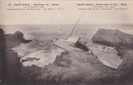 SAINT MALO          Naufrage  Du HILDA......19 Nov 1905....397 - Saint Malo