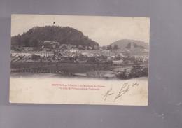 88, VOSGES,BUSSANG , BRUYERES En VOSGES , La Montagne Et Le Château - Bruyeres
