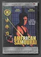 DVD American Samourai - Action, Adventure