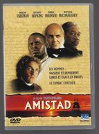 DVD Amistad Un Film De Steven Spielberg - Action, Aventure