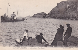 LE CAP FREHEL   ATTERISSAGE D'UN CANOT.........405 - Cap Frehel