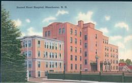 POSTAL MANCHESTER - N H - SACRED HEART HOSPITAL - Manchester