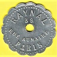 Jeton De Bal - RAYNAL (petit Trou) - Paris - Monétaires / De Nécessité