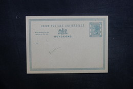 HONG KONG - Entier Postal Non Circulé - L 37708 - Postal Stationery