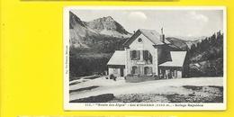 COL D'IZOARD Le Refuge Napoleon Avec Cachet (Vve Francou) Hautes Alpes (05) - France