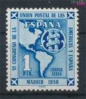 Spanien 988 (kompl.Ausg.) Postfrisch 1951 Postkongress (9336118 - 1931-Heute: 2. Rep. - ... Juan Carlos I
