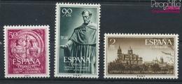 Spanien 1021-1023 (kompl.Ausg.) Postfrisch 1953 Uni Salamanca (9336110 - 1931-Heute: 2. Rep. - ... Juan Carlos I
