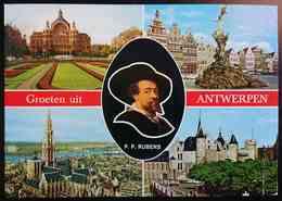 ANTWERPEN - Goeten Uit / Greetings From - P.P.Rubens  - Vg - Antwerpen