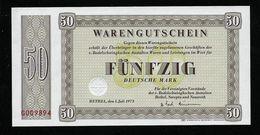 """BETHEL """"50 DM 1973"""", Intaglio, RRRRR, UNC - Sonstige"""