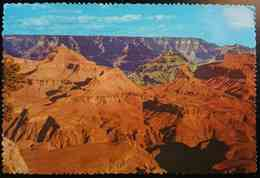 Grand Canyon National Park, Arizona - From Yavapai Point   - Vg - Grand Canyon