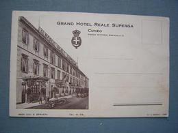 CUNEO - GRAND HOTEL REALE SUPERGA - Cuneo