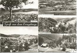 Gruss Aus Dem Erzgebirge.  (scan Verso) - Allemagne
