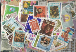 Panama Stamps-500 Different Stamps - Panama