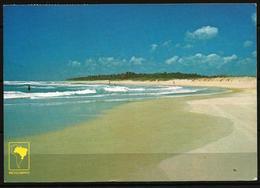 Postcard AK Brazil Marechal Deodoro Alagoas Praia Do Frances Beach 1980s - Brazil
