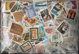 Greece Stamps-1.200 Different Stamps - Collections
