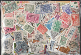 Greece Stamps-600 Different Stamps - Collections