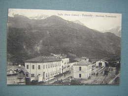 CUNEO - VALLE STURA - DEMONTE - STAZIONE TRANVIARIA - Cuneo