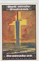Gott Strafe England - Gott Strafe Es! - Signiert         (A-110-160808) - Autres Illustrateurs