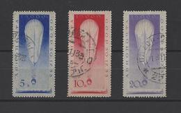 RUSSIE.   YT PA  N° 38/40  Obl  1933 - 1923-1991 USSR
