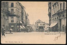 BRUXELLES    MONTAGNE DE LA COUR - Avenues, Boulevards