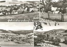 Heidersdorf / Erzgeb.  (scan Verso) - Allemagne