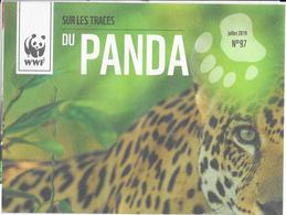 Sur Les Traces Du Panda N°97. (Voir Commentaires) - W.W.F.