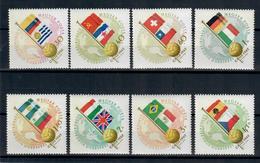 UNGHERIA 1962 - SPORT - CAMPIONATO MONDIALE CALCIO CILE 1962  - MNH ** - Coupe Du Monde