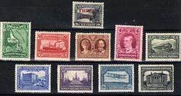 Terranova Nº 146/55. Año 1929/30 - Nuevos