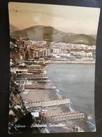 CARTOLINA ANTICA-SALERNO-STABILIMENTI BALNEARI-'900 - Postales