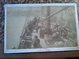 Photo Ancienne - Le Havre - Paquebot De Honfleur - Ohne Zuordnung