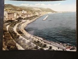 CARTOLINA ANTICA-SALERNO-LUNGOMARE-'900 - Cartoline