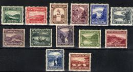 Terranova Nº 117/29. Año 1923/4 - Nuevos