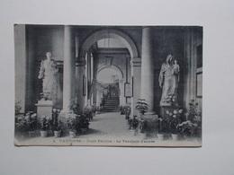 Carte Postale  - VAUJOURS (93) - Ecole Fénélon - Vestibule D'entrée (2895) - Francia