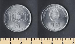 North Korea 100 Won 2005 - Korea (Nord-)