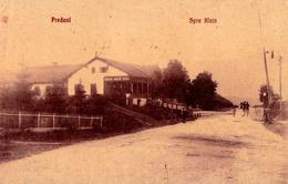 PREDEAL / BRASOV : SPRE KLEIN ( VAMA / FRONTIERA ) - ANNÉE / YEAR ~ 1910 - '912 (ac577) - Roumanie