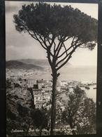 CARTOLINA ANTICA-SALERNO-OVE LA VITA E' COME UN SOGNO-'900 - Cartoline