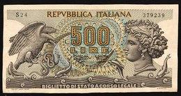 500 Lire Aretusa 1970  LOTTO 2556 - [ 2] 1946-… : Repubblica