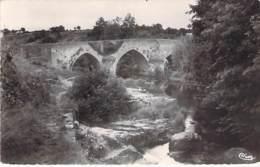 """79 - ARGENTON CHATEAU : L'Antique """" PONT NEUF """" - CPSM Dentelée Noir Blanc Format CPA 1964 - Deux Sèvres - Argenton Chateau"""