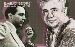 SAN MARINO - 114 - EMILIO SEGRE' NOBEL PER LA FISICA 1959 - MINT - San Marino