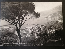 CARTOLINA ANTICA-SALERNO-L'ETERNA PRIMAVERA-'900 - Postales