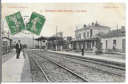 EPINAC LES MINES - La Gare - Other Municipalities