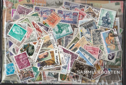 Spain 500 Different Stamps - Collections
