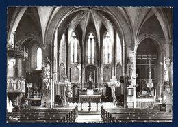 11. Conques Sur Orbiel. Intérieur De L' église Sainte-Foy - Conques Sur Orbiel