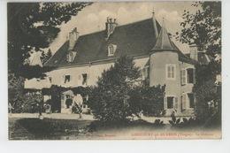 GIRECOURT SUR DURBION - Le Château - Sonstige Gemeinden