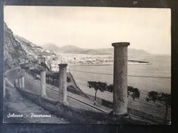 CARTOLINA ANTICA-SALERNO-PANORAMA-'900 - Cartoline